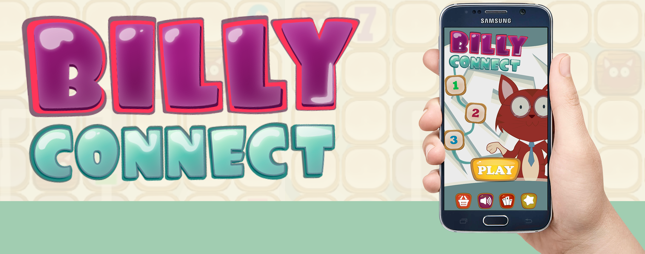 Billy Connect – Line Puzzle